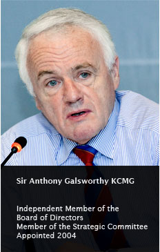 Sir Anthony Galsworthy